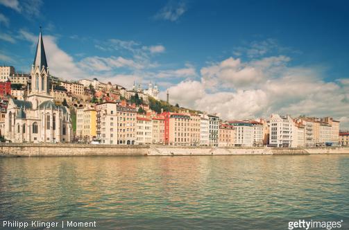Découvrez le centre ville de Lyon !
