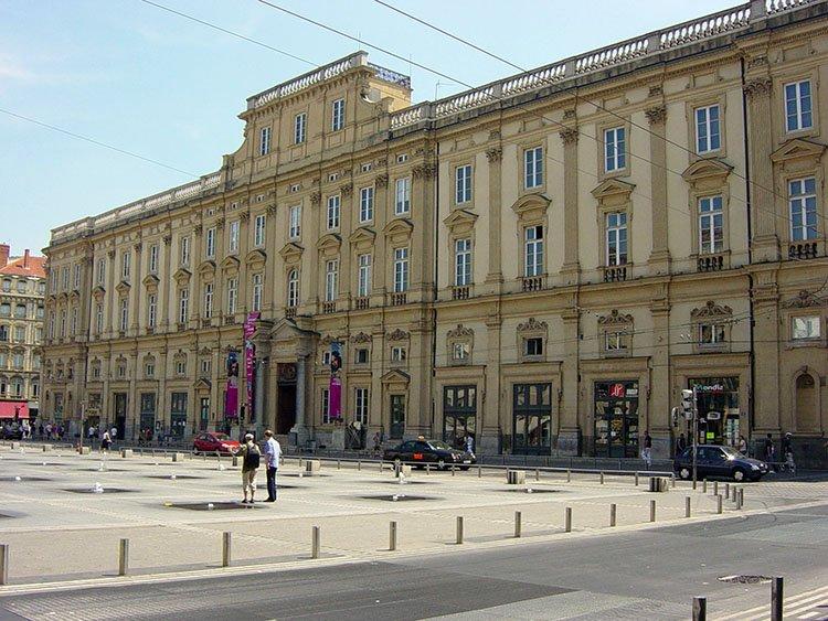 Lyon : musée des beaux arts